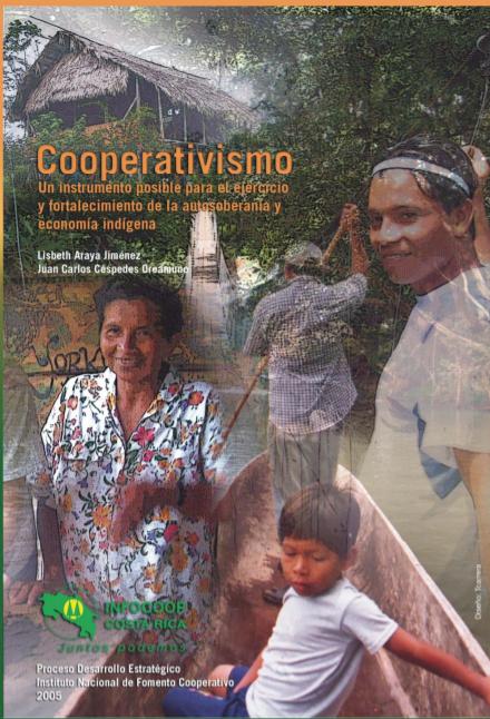 Cooperativismo Indigena