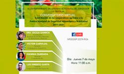 Conversatorio Contribución de las Cooperativas Agrícolas