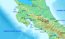 Reconfiguración de los recursos de Costa Rica