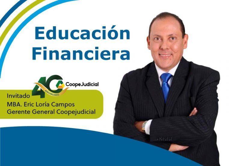 Webinar sobre educación financiera