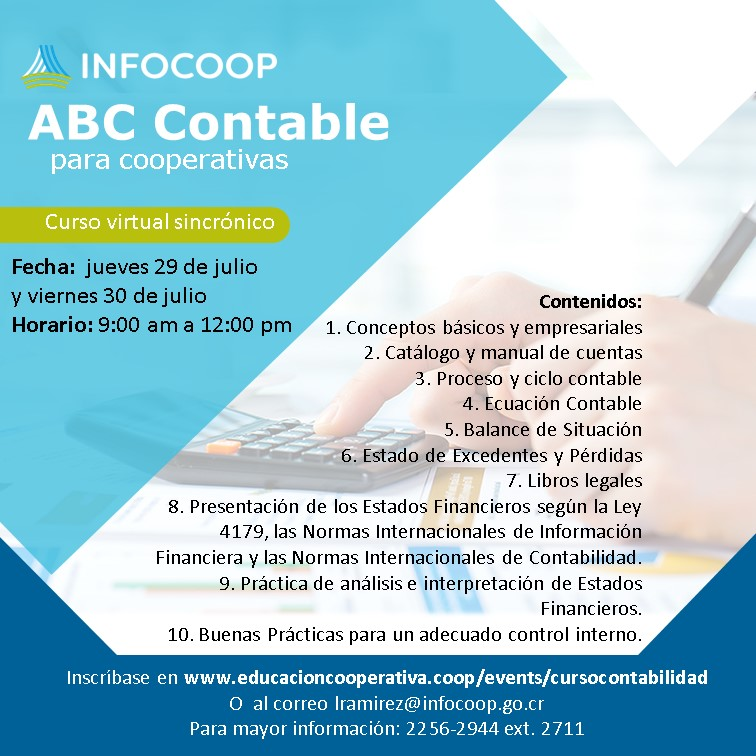 Anuncio curso ABC Contable